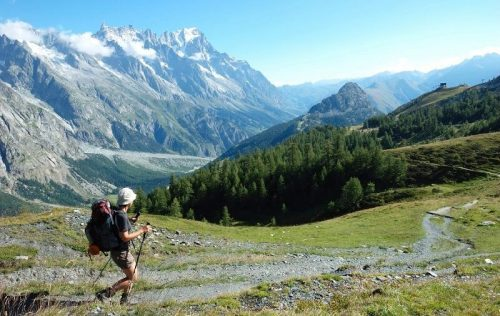 One foot abroad walking holidays in europe hiking holiday in our most popular holidays sciox Image collections