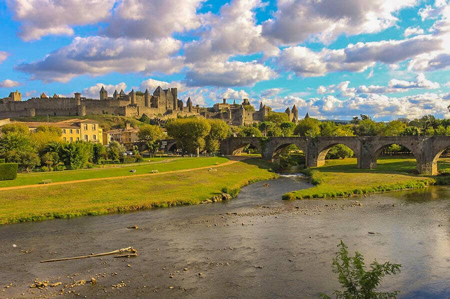 Walking Holiday In Carcassonne France Full Itinerary
