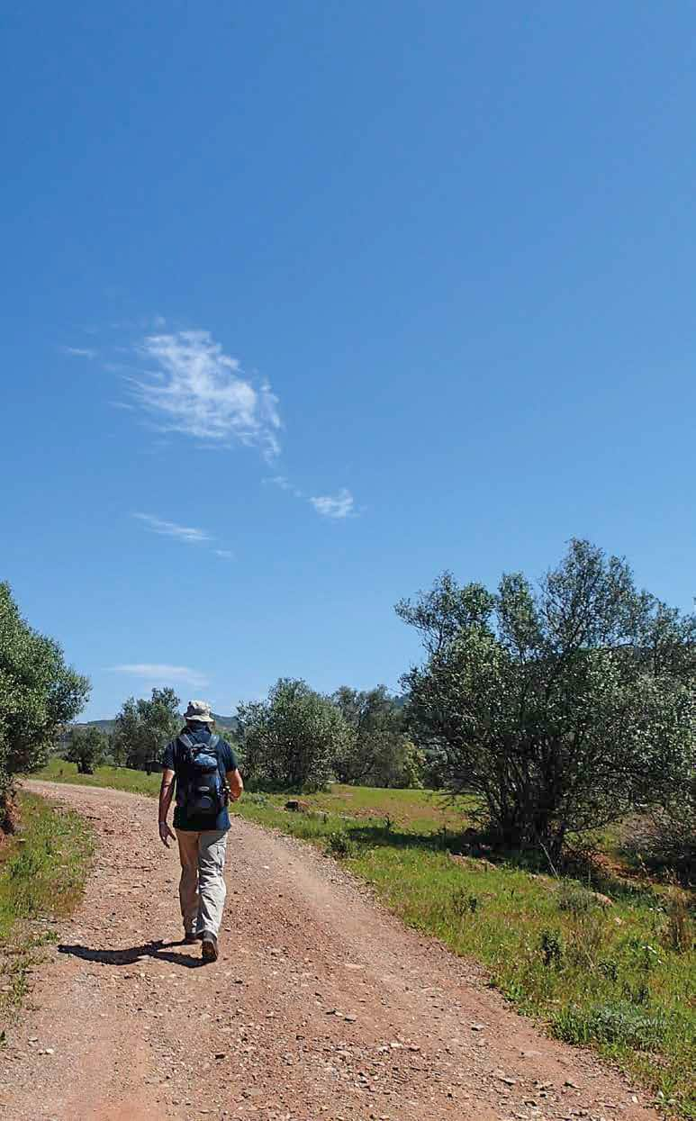 Walking holiday in Portugal - Via Algarviana 2-3