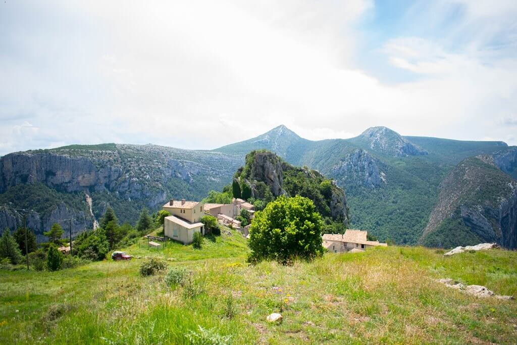 Rougon - Verdon Gorge